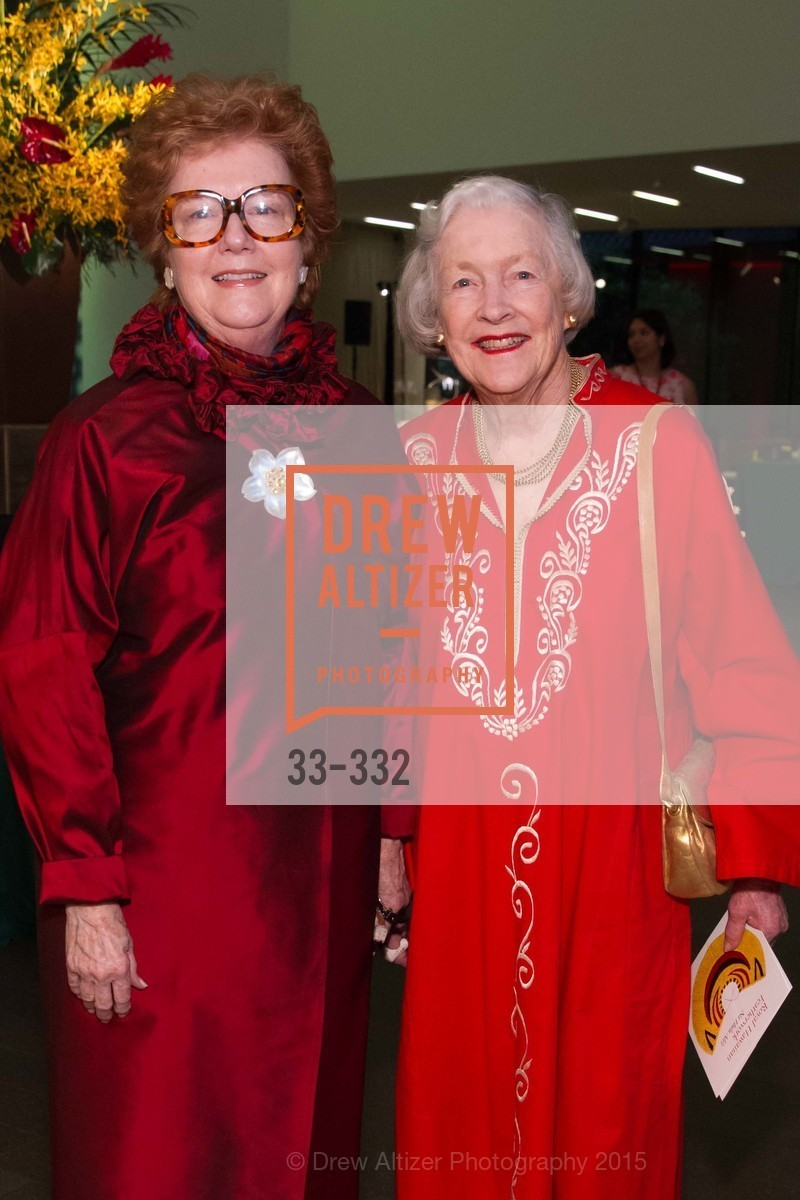 Nancy Cooperson, Marianne Peterson, Royal Hawaiian Featherwork Donor Reception at de Young, de Young Museum, September 30th, 2015,Drew Altizer, Drew Altizer Photography, full-service agency, private events, San Francisco photographer, photographer california