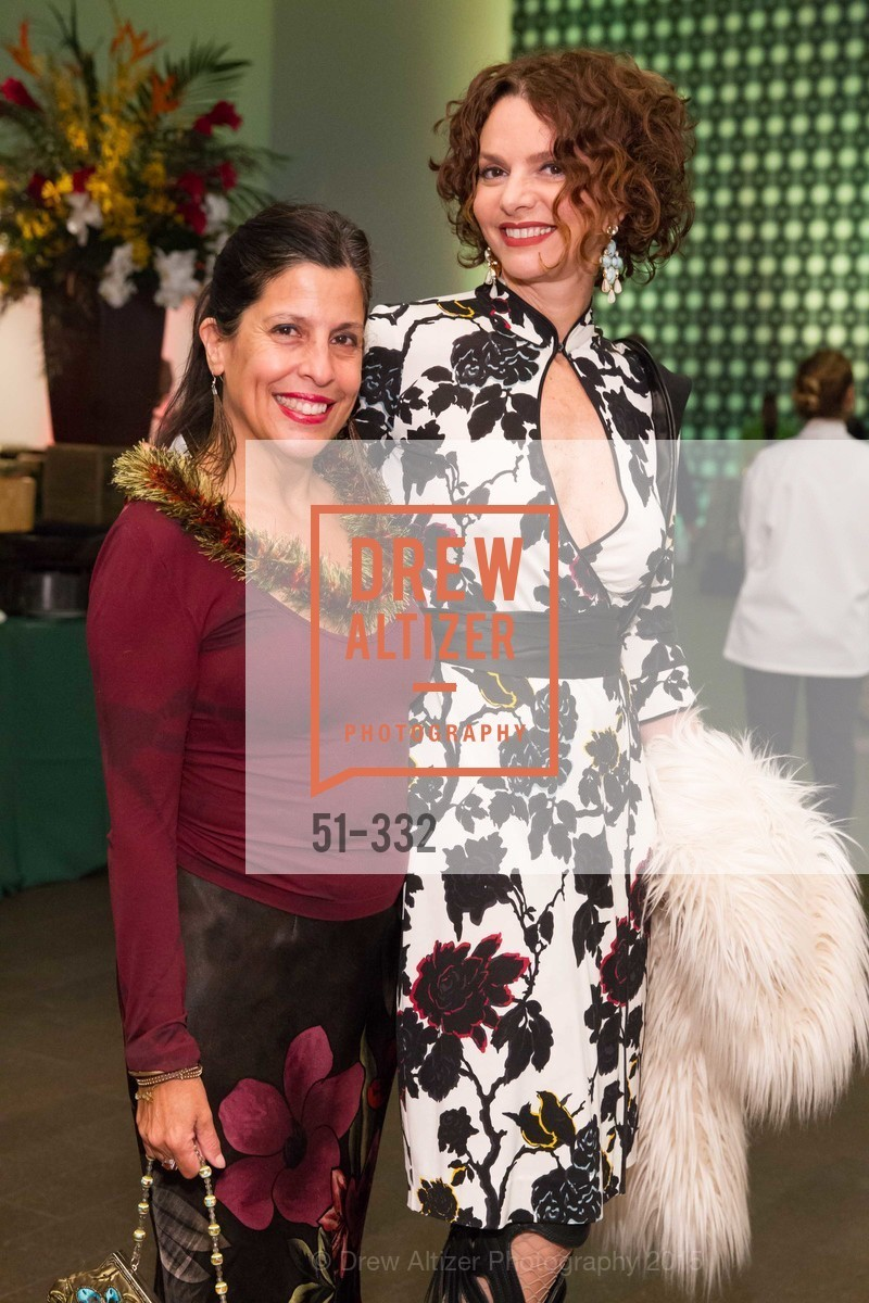 Renee Baldocchi, Silvia Poloto, Royal Hawaiian Featherwork Donor Reception at de Young, de Young Museum, September 30th, 2015,Drew Altizer, Drew Altizer Photography, full-service agency, private events, San Francisco photographer, photographer california