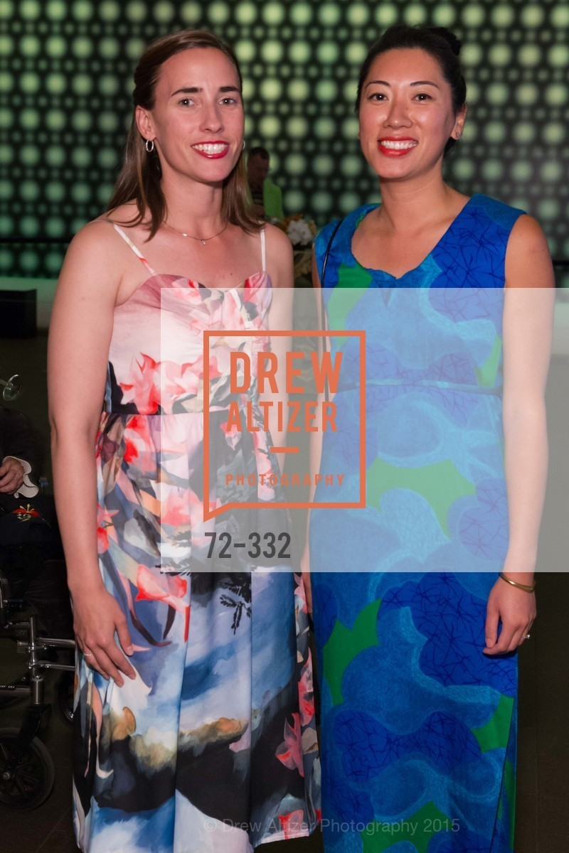Katy Dy, Erica Wong, Royal Hawaiian Featherwork Donor Reception at de Young, de Young Museum, September 30th, 2015,Drew Altizer, Drew Altizer Photography, full-service agency, private events, San Francisco photographer, photographer california
