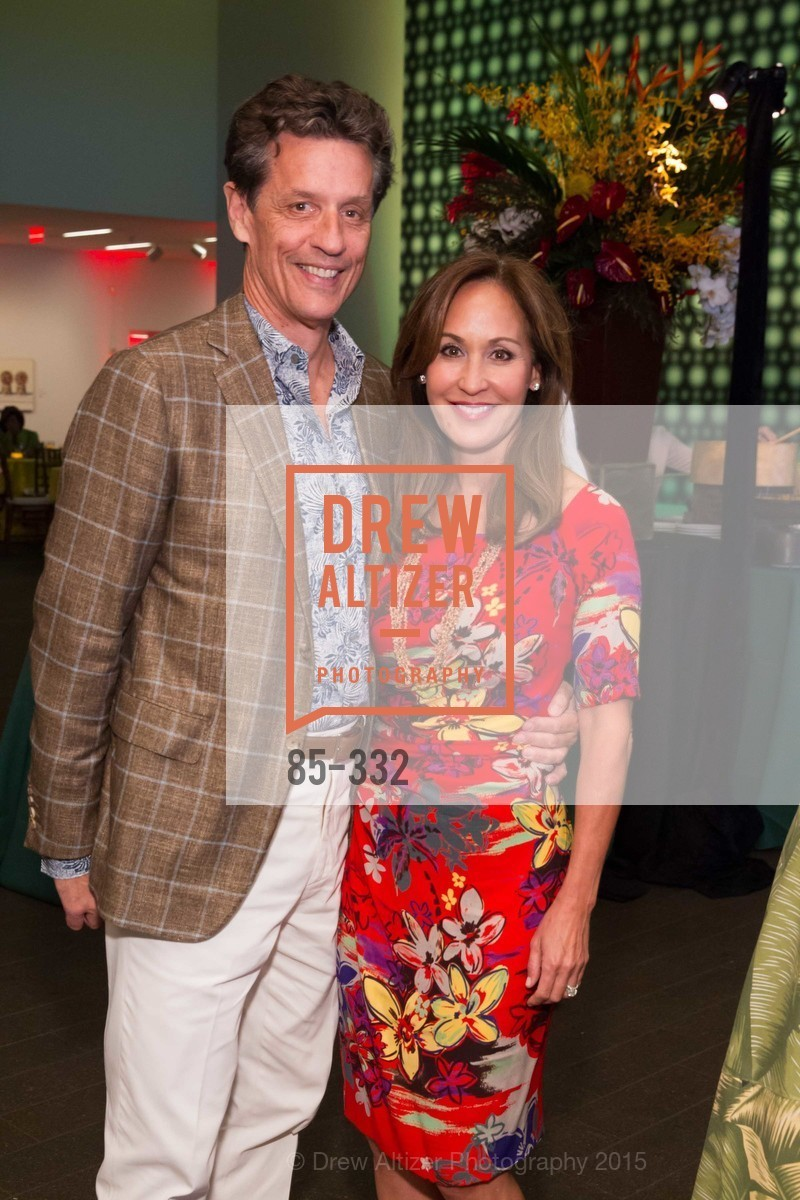 David Soward, Roxanne Fleming, Royal Hawaiian Featherwork Donor Reception at de Young, de Young Museum, September 30th, 2015,Drew Altizer, Drew Altizer Photography, full-service agency, private events, San Francisco photographer, photographer california