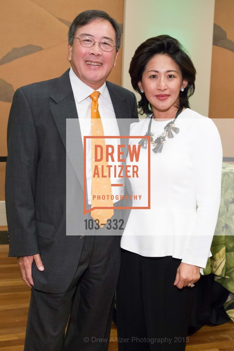 Anthony Sun, Rosina Sun, Royal Hawaiian Featherwork Donor Reception at de Young, de Young Museum, September 30th, 2015,Drew Altizer, Drew Altizer Photography, full-service agency, private events, San Francisco photographer, photographer california