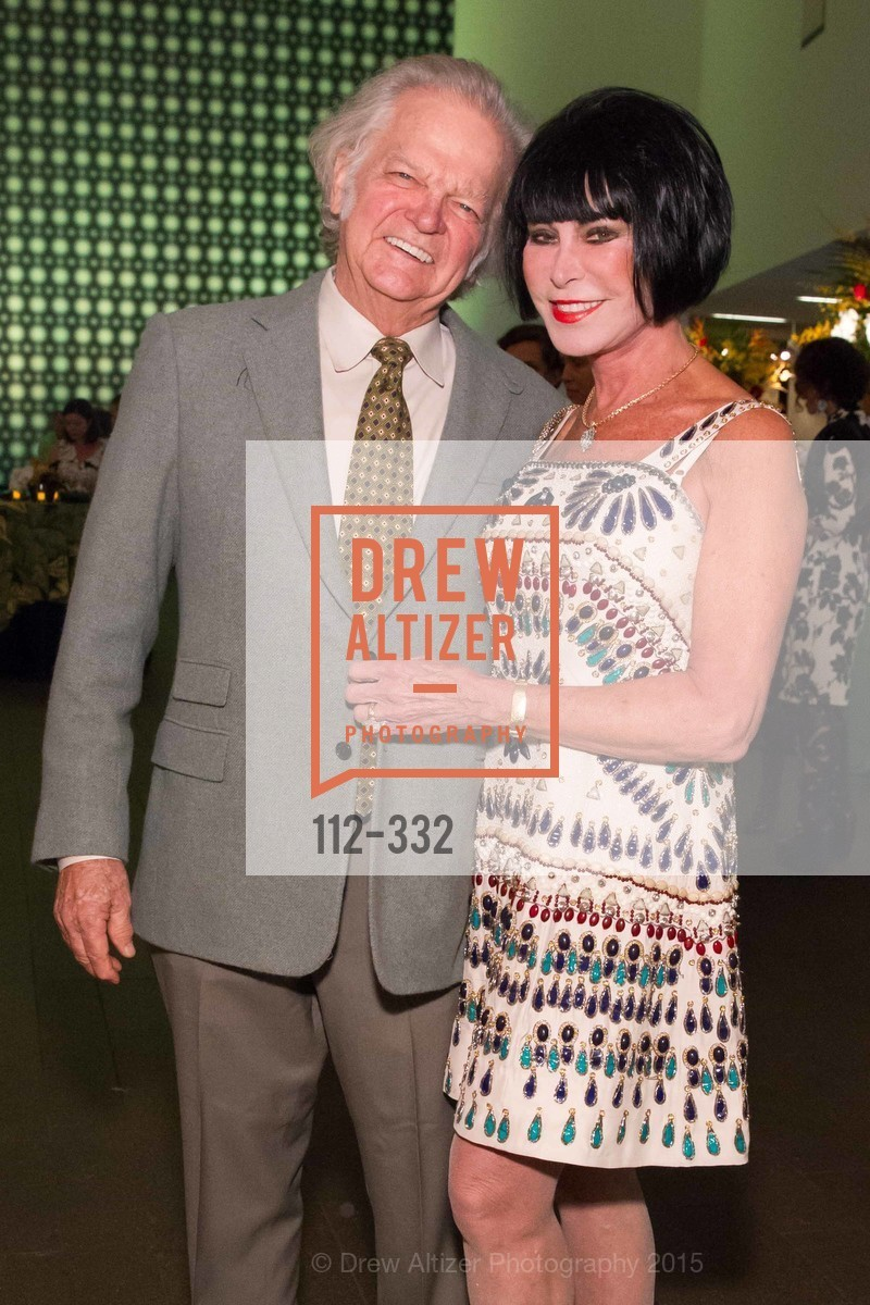 Michael Cabak, Marilyn Cabak, Royal Hawaiian Featherwork Donor Reception at de Young, de Young Museum, September 30th, 2015,Drew Altizer, Drew Altizer Photography, full-service agency, private events, San Francisco photographer, photographer california