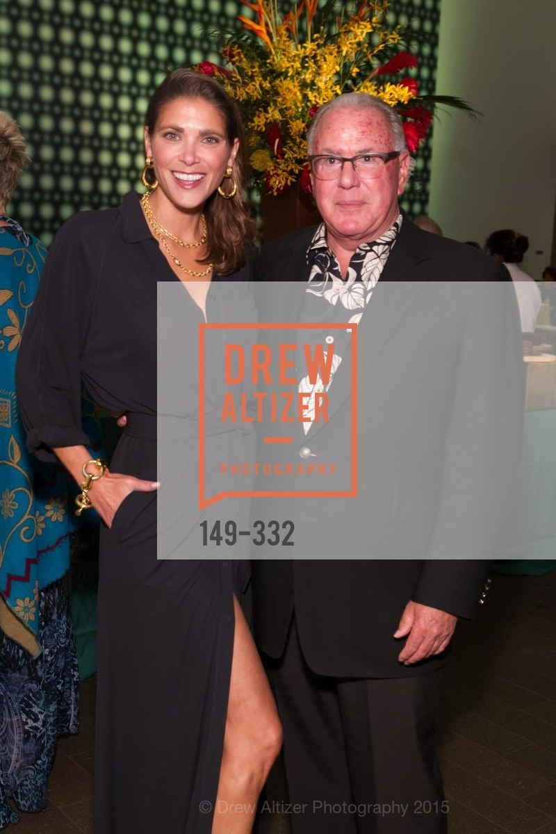 Christine Williams, David Wollenberg, Royal Hawaiian Featherwork Donor Reception at de Young, de Young Museum, September 30th, 2015,Drew Altizer, Drew Altizer Photography, full-service agency, private events, San Francisco photographer, photographer california