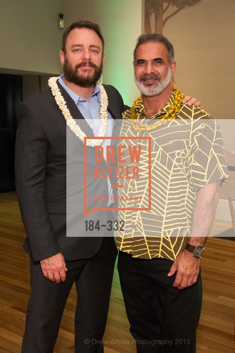 Rob Edwards, Walters Martin, Royal Hawaiian Featherwork Donor Reception at de Young, de Young Museum, September 30th, 2015,Drew Altizer, Drew Altizer Photography, full-service agency, private events, San Francisco photographer, photographer california