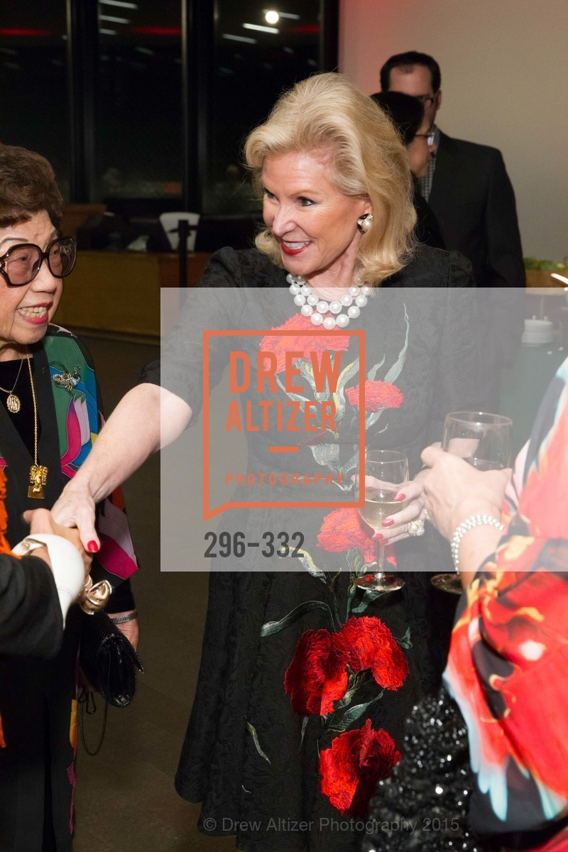 Lin Chen Willis, Dede Wilsey, Royal Hawaiian Featherwork Donor Reception at de Young, de Young Museum, September 30th, 2015,Drew Altizer, Drew Altizer Photography, full-service agency, private events, San Francisco photographer, photographer california