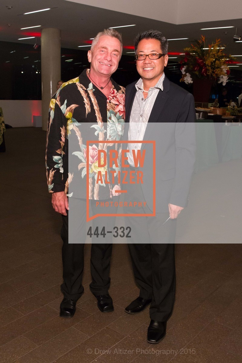 Michael Patinski, Stewart Harter, Royal Hawaiian Featherwork Donor Reception at de Young, de Young Museum, September 30th, 2015,Drew Altizer, Drew Altizer Photography, full-service event agency, private events, San Francisco photographer, photographer California