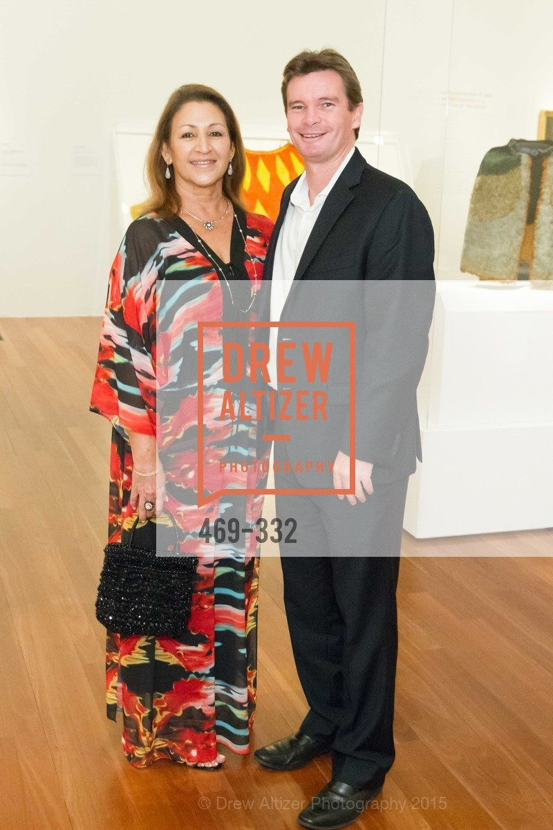 Allison Holt Gendreau, Blair Collis, Royal Hawaiian Featherwork Donor Reception at de Young, de Young Museum, September 30th, 2015,Drew Altizer, Drew Altizer Photography, full-service agency, private events, San Francisco photographer, photographer california