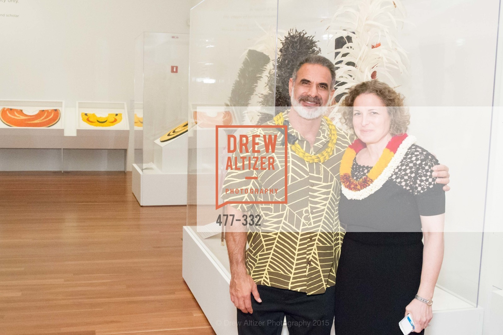 Walters Martin, Christina Helmeck, Royal Hawaiian Featherwork Donor Reception at de Young, de Young Museum, September 30th, 2015,Drew Altizer, Drew Altizer Photography, full-service agency, private events, San Francisco photographer, photographer california