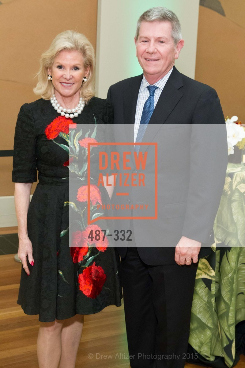 Dede Wilsey, Richard Benefield, Royal Hawaiian Featherwork Donor Reception at de Young, de Young Museum, September 30th, 2015,Drew Altizer, Drew Altizer Photography, full-service agency, private events, San Francisco photographer, photographer california