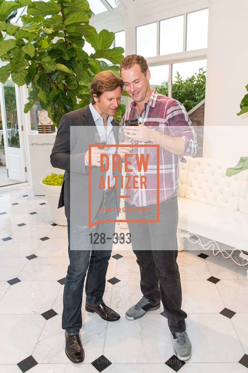 Trevor Traina, Anderson Pugash, Tiffany New York Minute Watch Event, 2825 Broadway. 2825 Broadway, October 1st, 2015,Drew Altizer, Drew Altizer Photography, full-service agency, private events, San Francisco photographer, photographer california