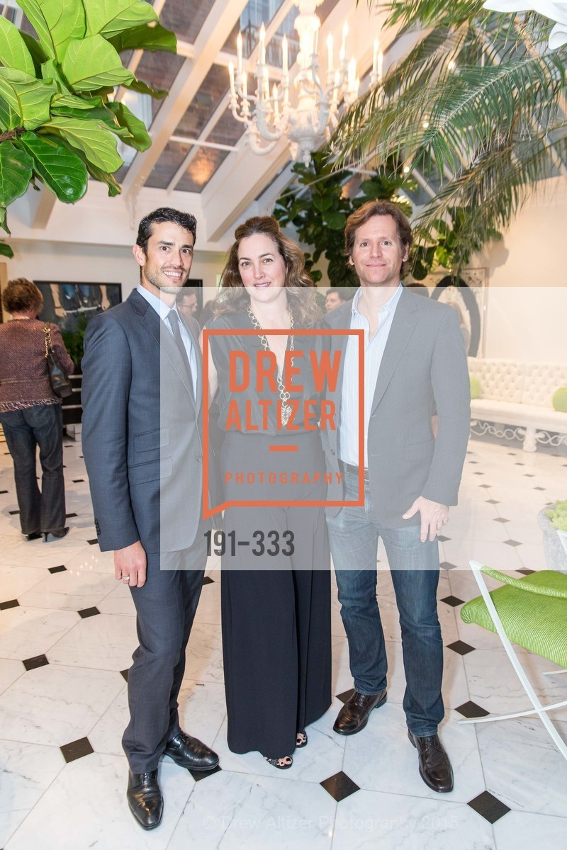 Federico Sandino, Alexis Traina, Trevor Traina, Tiffany New York Minute Watch Event, 2825 Broadway. 2825 Broadway, October 1st, 2015,Drew Altizer, Drew Altizer Photography, full-service agency, private events, San Francisco photographer, photographer california
