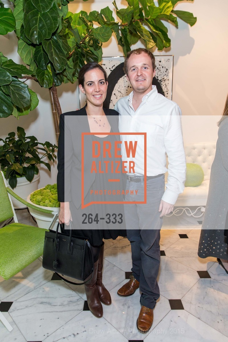 Katy Williams, Michael Williams, Tiffany New York Minute Watch Event, 2825 Broadway. 2825 Broadway, October 1st, 2015,Drew Altizer, Drew Altizer Photography, full-service agency, private events, San Francisco photographer, photographer california