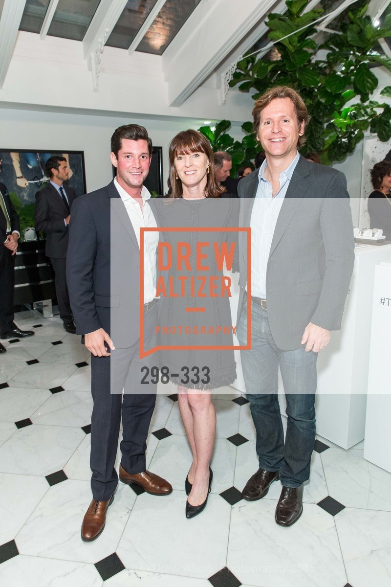 Andrew Venturi, Allison Speer, Trevor Traina, Tiffany New York Minute Watch Event, 2825 Broadway. 2825 Broadway, October 1st, 2015,Drew Altizer, Drew Altizer Photography, full-service agency, private events, San Francisco photographer, photographer california