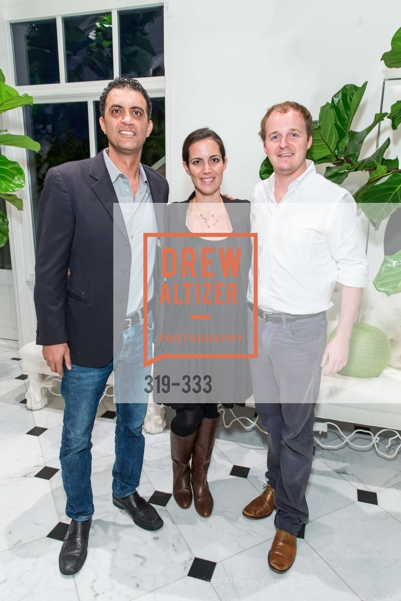 Emil Michael, Katy Williams, Michael Williams, Tiffany New York Minute Watch Event, 2825 Broadway. 2825 Broadway, October 1st, 2015,Drew Altizer, Drew Altizer Photography, full-service event agency, private events, San Francisco photographer, photographer California