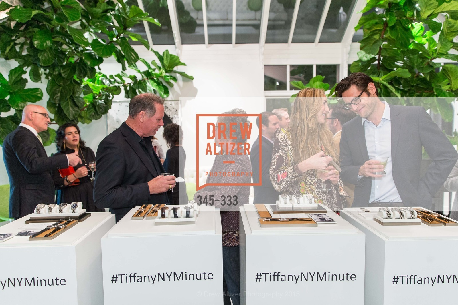 Atmosphere, Tiffany New York Minute Watch Event, 2825 Broadway. 2825 Broadway, October 1st, 2015,Drew Altizer, Drew Altizer Photography, full-service agency, private events, San Francisco photographer, photographer california
