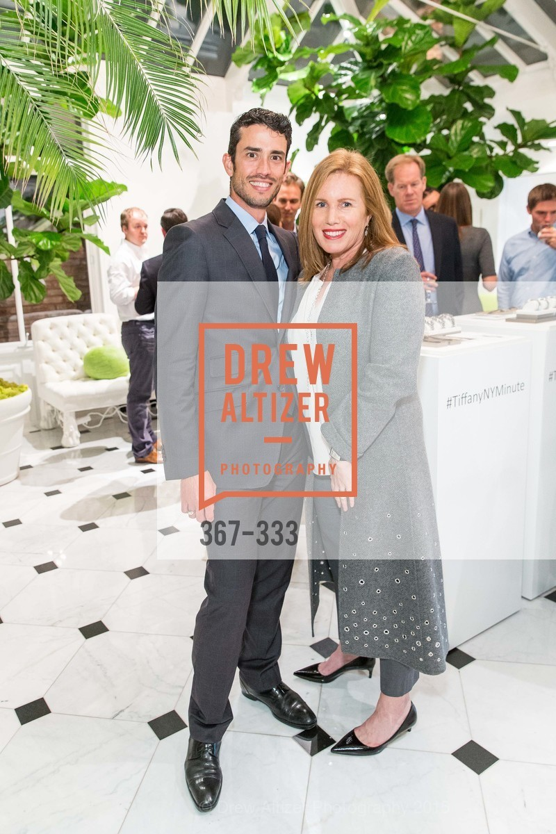 Federico Sandino, Heidi Gerber, Tiffany New York Minute Watch Event, 2825 Broadway. 2825 Broadway, October 1st, 2015,Drew Altizer, Drew Altizer Photography, full-service agency, private events, San Francisco photographer, photographer california