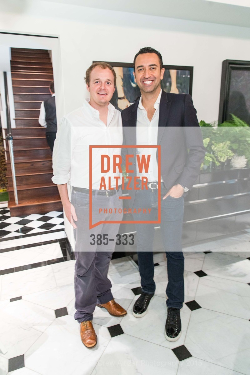 Michael Williams, Fareed Adib, Tiffany New York Minute Watch Event, 2825 Broadway. 2825 Broadway, October 1st, 2015,Drew Altizer, Drew Altizer Photography, full-service agency, private events, San Francisco photographer, photographer california