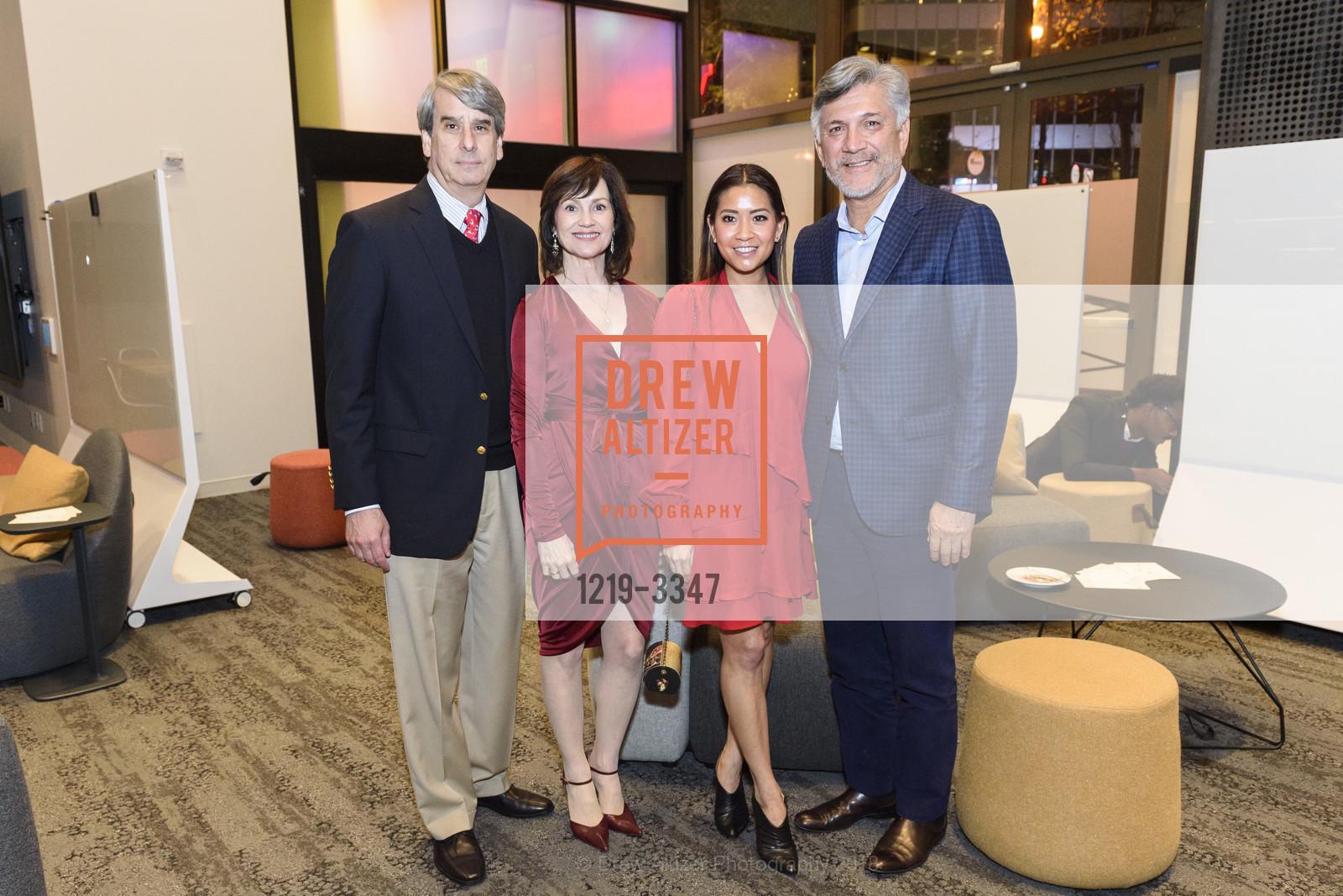 Robert Elfont With V Anne Singleton Lillian Phan And Mario Diaz