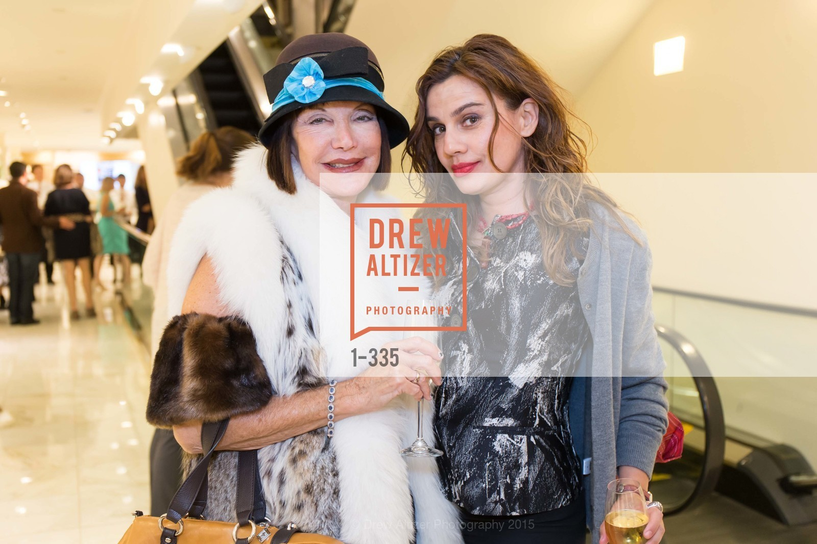Sheila Ash, Maya Gervis, Launch Party for The San Francisco Fall Antiques Show, Brooks Brothers. 240 Post St, October 1st, 2015,Drew Altizer, Drew Altizer Photography, full-service agency, private events, San Francisco photographer, photographer california