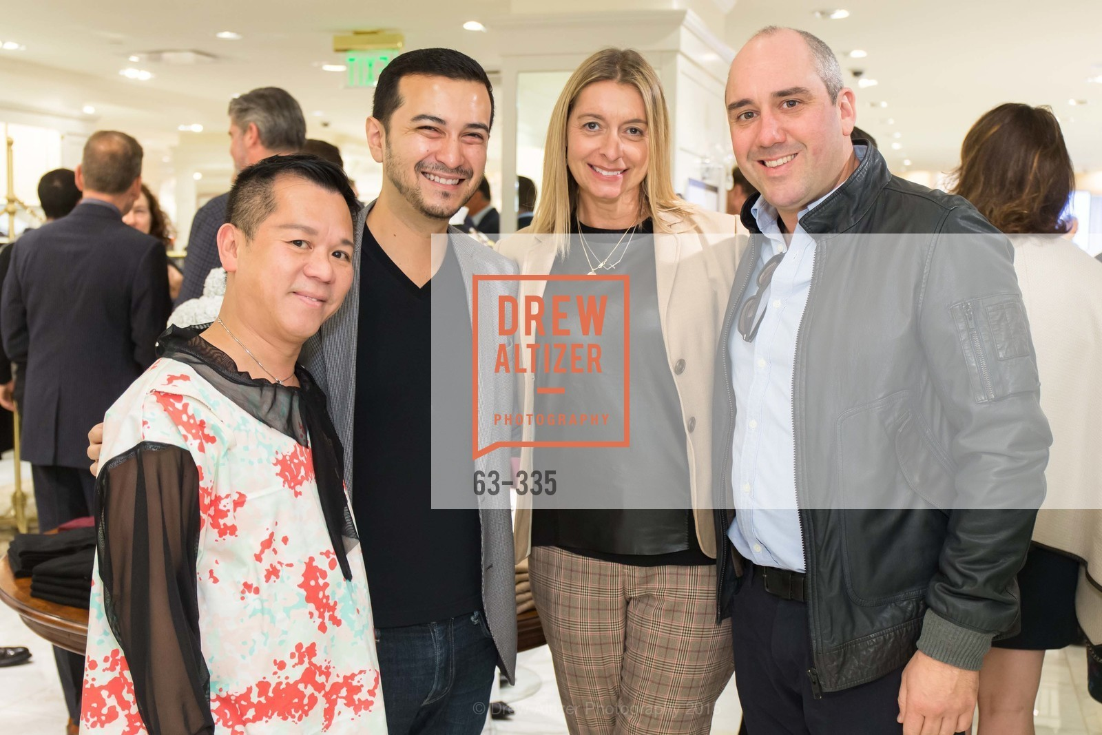 Baby Chic, Alex Lopez, Laura Wharton, Gil Padia, Launch Party for The San Francisco Fall Antiques Show, Brooks Brothers. 240 Post St, October 1st, 2015,Drew Altizer, Drew Altizer Photography, full-service agency, private events, San Francisco photographer, photographer california