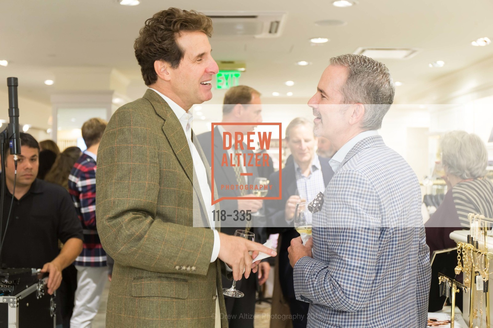 Jeff Atlas, Jeff Gibson, Launch Party for The San Francisco Fall Antiques Show, Brooks Brothers. 240 Post St, October 1st, 2015,Drew Altizer, Drew Altizer Photography, full-service agency, private events, San Francisco photographer, photographer california