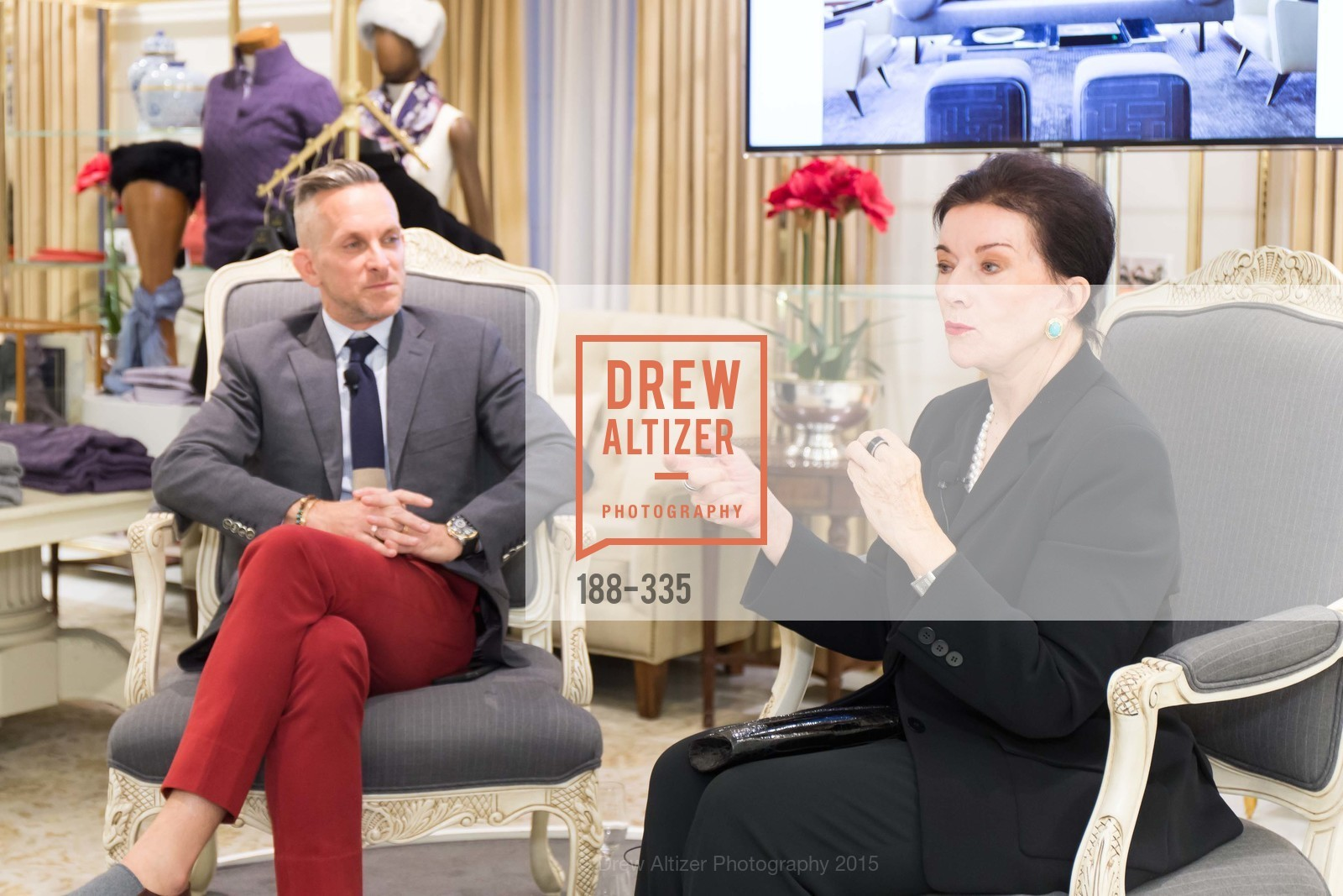 Jay Jeffers, Launch Party for The San Francisco Fall Antiques Show, Brooks Brothers. 240 Post St, October 1st, 2015,Drew Altizer, Drew Altizer Photography, full-service event agency, private events, San Francisco photographer, photographer California