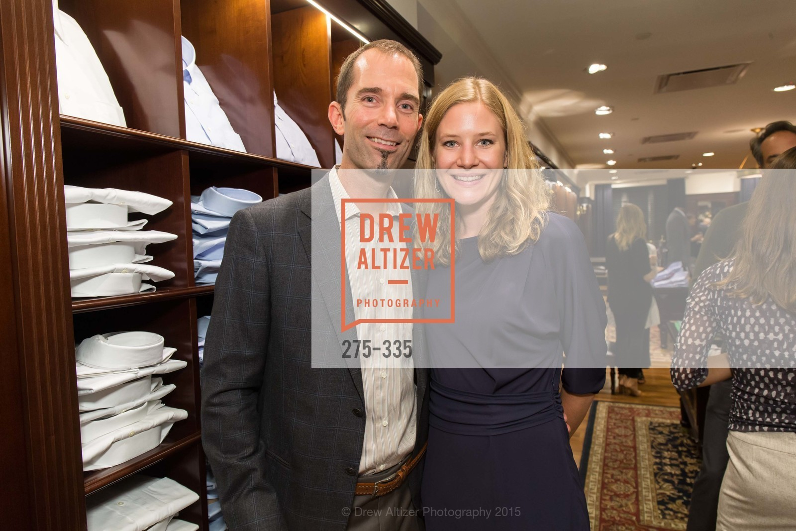Robert Peterson, Launch Party for The San Francisco Fall Antiques Show, Brooks Brothers. 240 Post St, October 1st, 2015,Drew Altizer, Drew Altizer Photography, full-service agency, private events, San Francisco photographer, photographer california