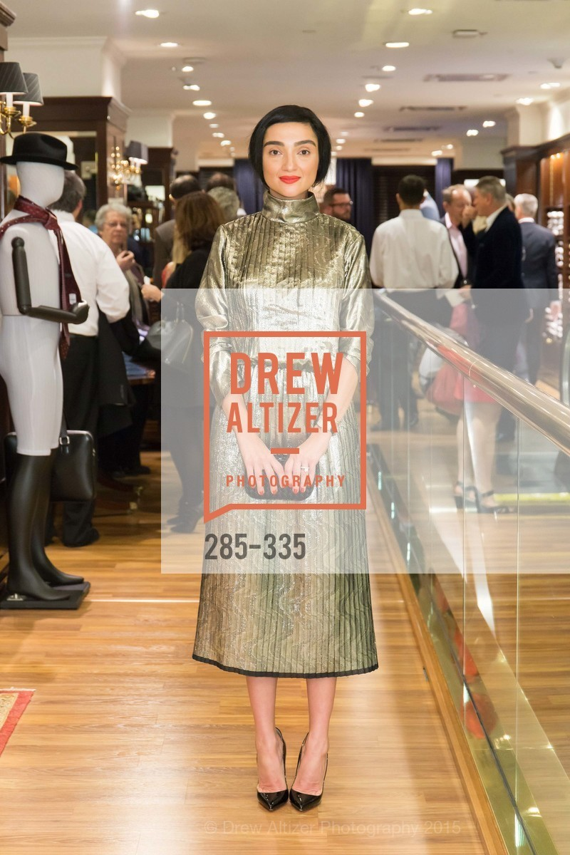 Olya Dzilikhova, Launch Party for The San Francisco Fall Antiques Show, Brooks Brothers. 240 Post St, October 1st, 2015,Drew Altizer, Drew Altizer Photography, full-service agency, private events, San Francisco photographer, photographer california