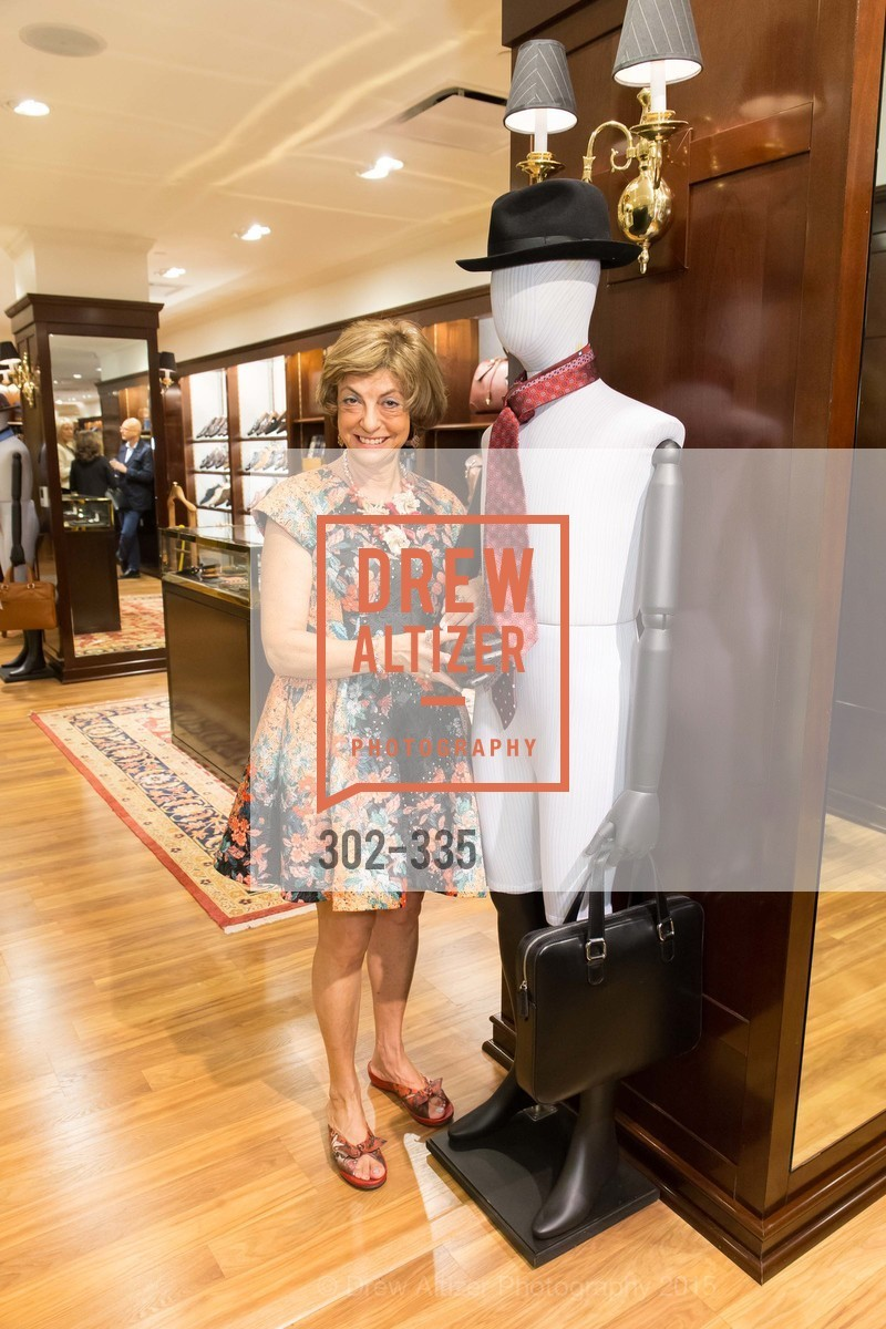 Ludmila Eggleton, Launch Party for The San Francisco Fall Antiques Show, Brooks Brothers. 240 Post St, October 1st, 2015