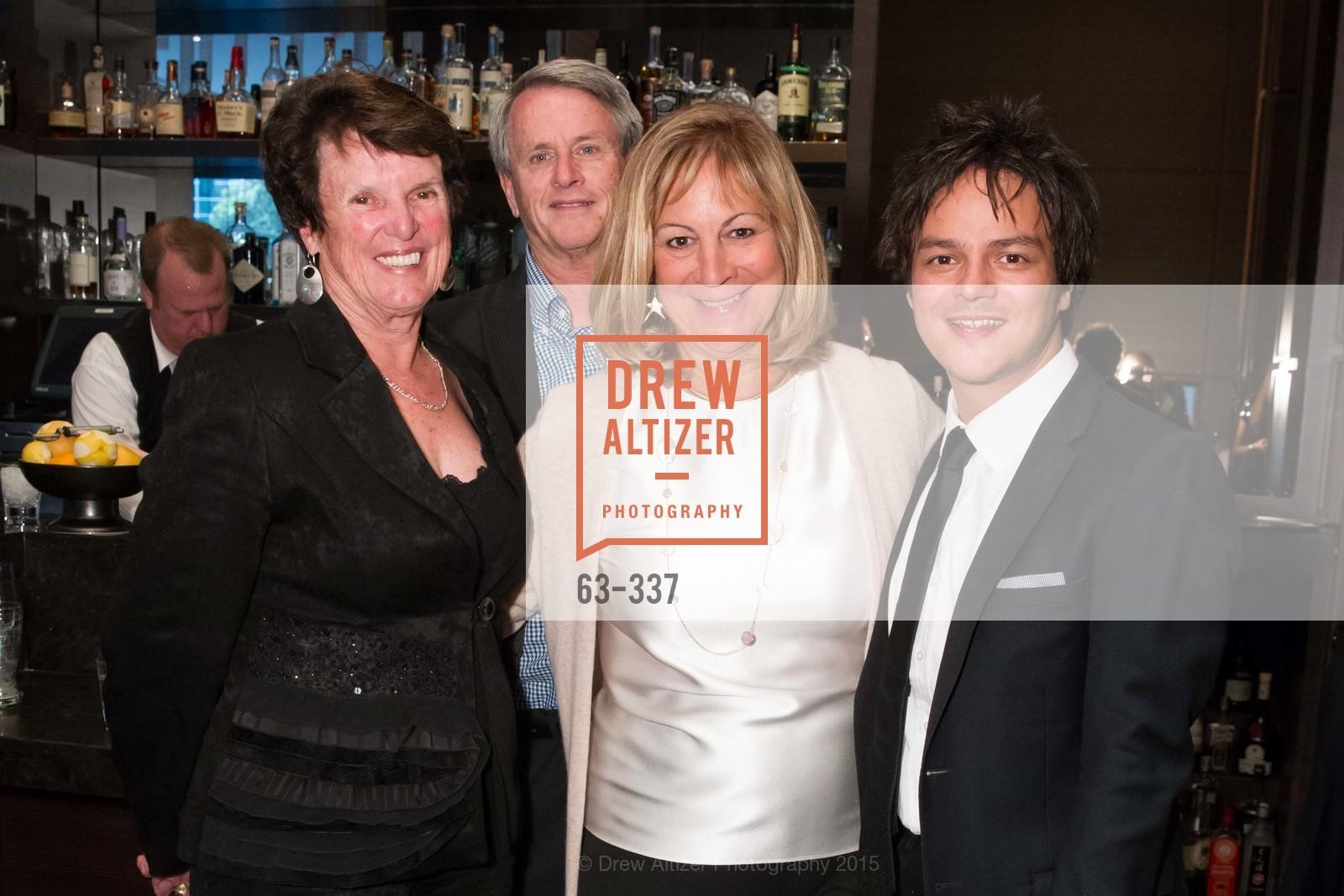Susie McCormick, Jeff Brody, Toni Knorr, Jamie Cullum, Photo #63-337