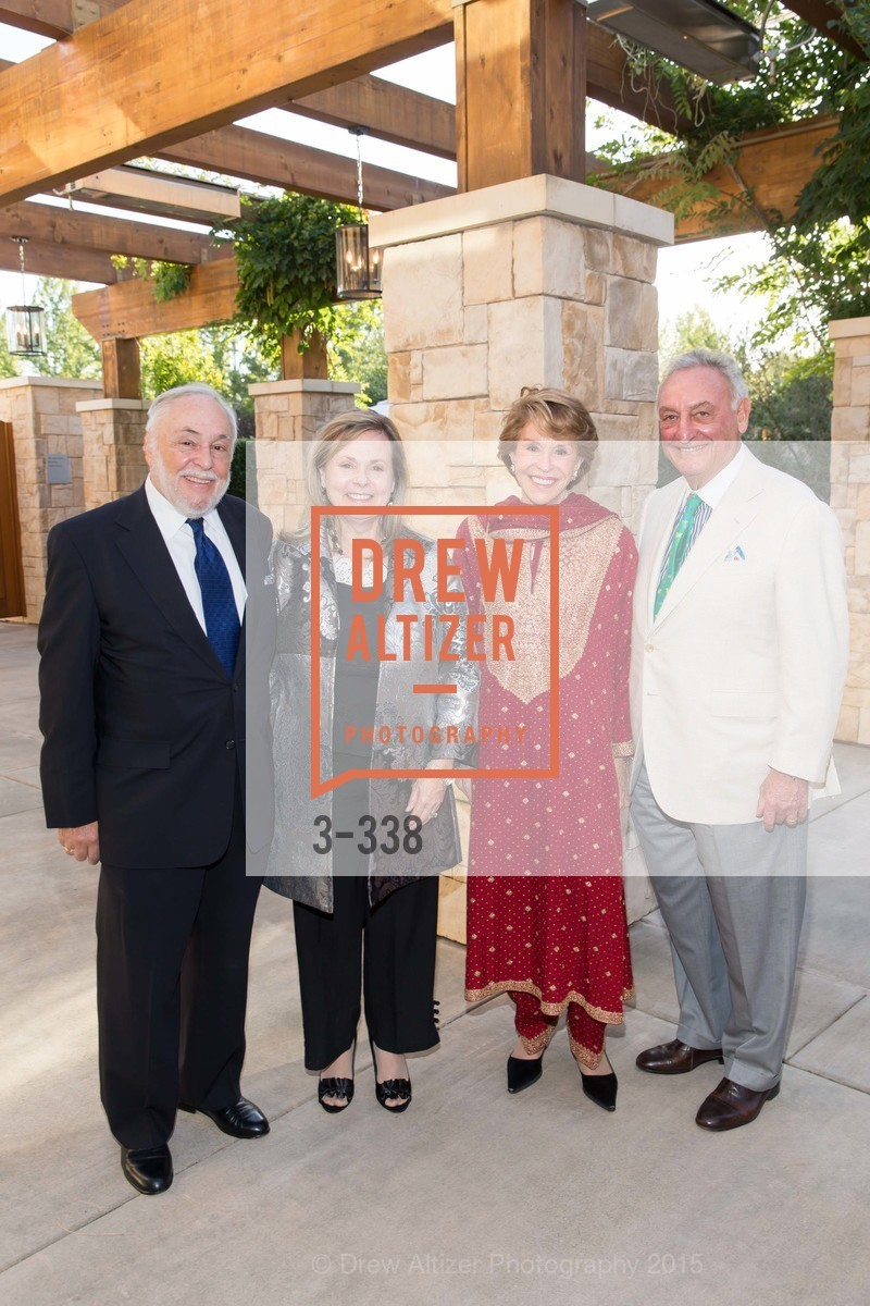 Ruben Arminana, Marne Olson, Joan Weill, Sandy Weill, Weill Hall  2015 Season Opening Gala At Sonoma State University, Sonoma State Green Music Center, Weill Hall. 1801 E Cotati Ave, October 3rd, 2015,Drew Altizer, Drew Altizer Photography, full-service agency, private events, San Francisco photographer, photographer california