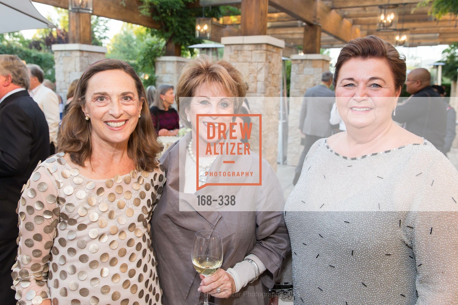 Marsha Nelson, Barbara Montan, Cherie Hughes, Weill Hall  2015 Season Opening Gala At Sonoma State University, Sonoma State Green Music Center, Weill Hall. 1801 E Cotati Ave, October 3rd, 2015,Drew Altizer, Drew Altizer Photography, full-service event agency, private events, San Francisco photographer, photographer California