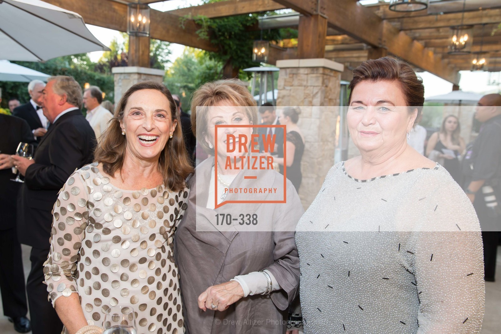 Marsha Nelson, Barbara Montan, Cherie Hughes, Weill Hall  2015 Season Opening Gala At Sonoma State University, Sonoma State Green Music Center, Weill Hall. 1801 E Cotati Ave, October 3rd, 2015,Drew Altizer, Drew Altizer Photography, full-service agency, private events, San Francisco photographer, photographer california