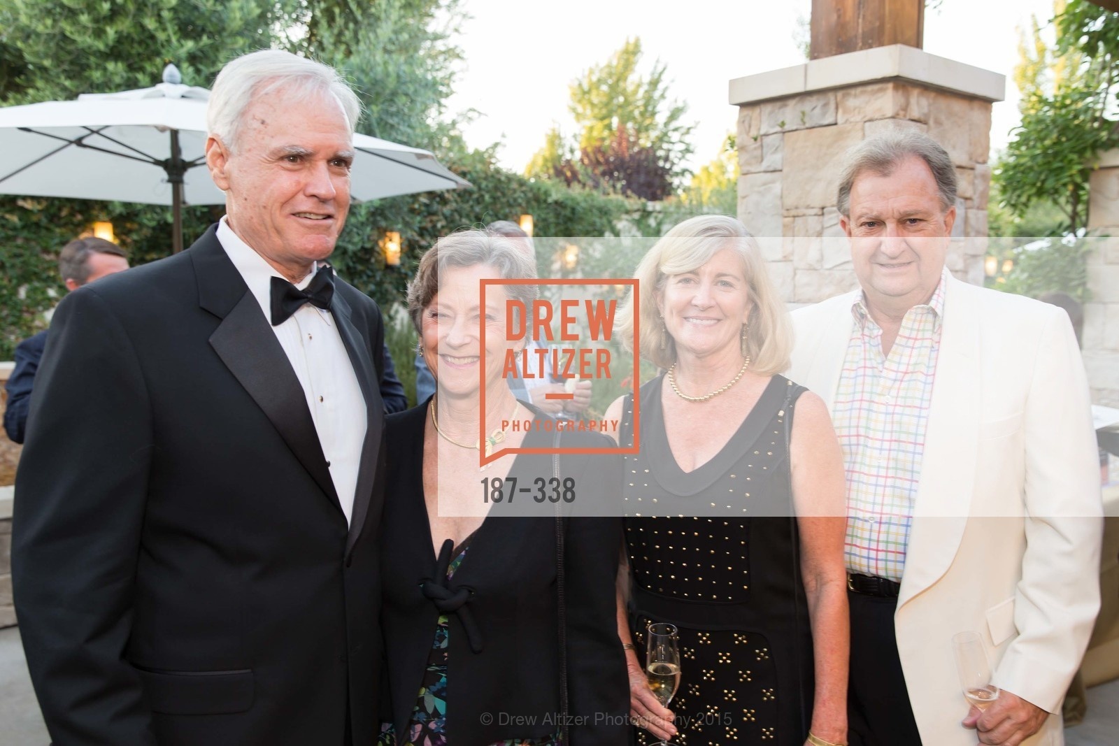 Tony Lilly, Nancy Lilly, Margaret Gokey, Henry Beaumont, Weill Hall  2015 Season Opening Gala At Sonoma State University, Sonoma State Green Music Center, Weill Hall. 1801 E Cotati Ave, October 3rd, 2015,Drew Altizer, Drew Altizer Photography, full-service agency, private events, San Francisco photographer, photographer california