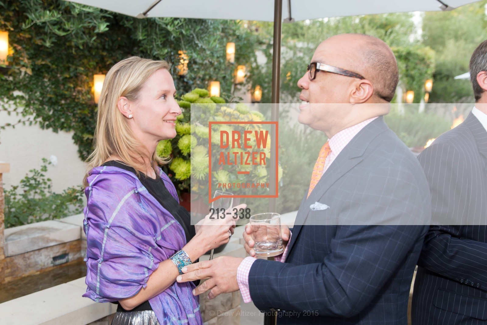 Leslie Conway, Darren Walker, Weill Hall  2015 Season Opening Gala At Sonoma State University, Sonoma State Green Music Center, Weill Hall. 1801 E Cotati Ave, October 3rd, 2015,Drew Altizer, Drew Altizer Photography, full-service event agency, private events, San Francisco photographer, photographer California
