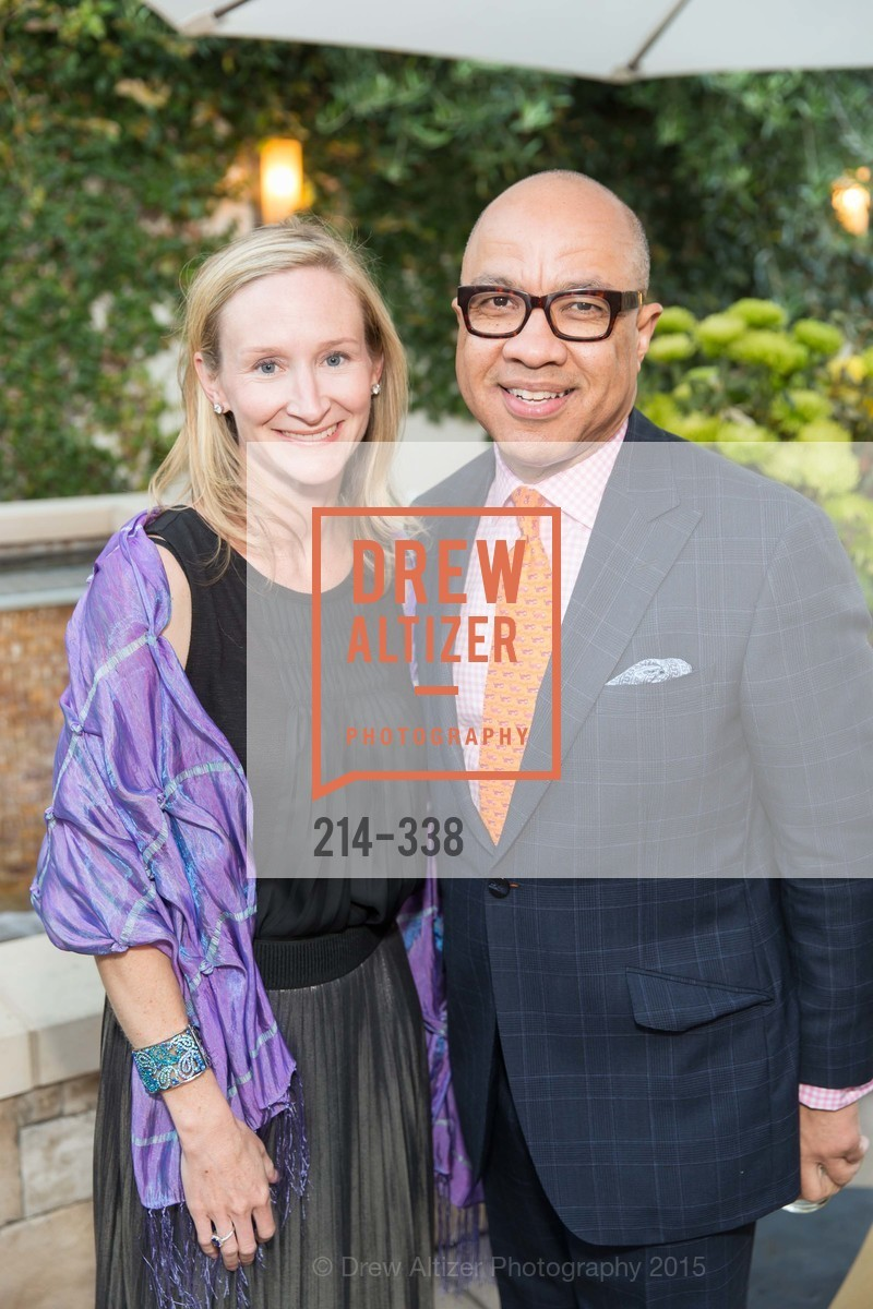 Leslie Conway, Darren Walker, Weill Hall  2015 Season Opening Gala At Sonoma State University, Sonoma State Green Music Center, Weill Hall. 1801 E Cotati Ave, October 3rd, 2015,Drew Altizer, Drew Altizer Photography, full-service agency, private events, San Francisco photographer, photographer california