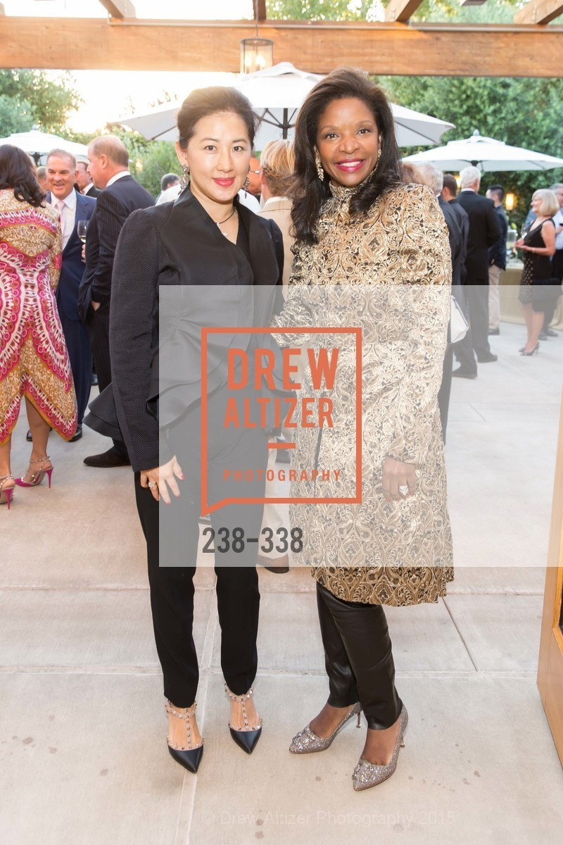 Gorretti Lui, Pamela Joyner, Weill Hall  2015 Season Opening Gala At Sonoma State University, Sonoma State Green Music Center, Weill Hall. 1801 E Cotati Ave, October 3rd, 2015,Drew Altizer, Drew Altizer Photography, full-service agency, private events, San Francisco photographer, photographer california