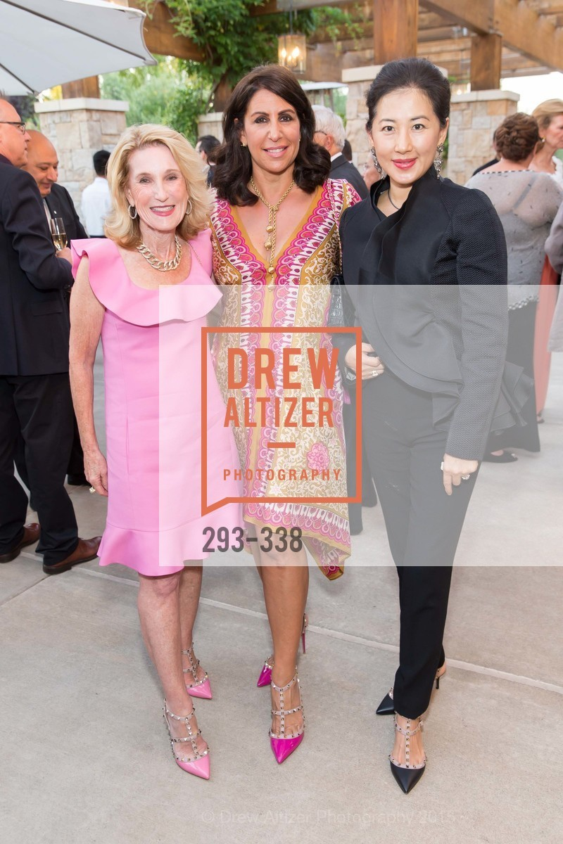Lorna Meyer Calas, Lisa Grotts, Gorretti Lui, Weill Hall  2015 Season Opening Gala At Sonoma State University, Sonoma State Green Music Center, Weill Hall. 1801 E Cotati Ave, October 3rd, 2015,Drew Altizer, Drew Altizer Photography, full-service agency, private events, San Francisco photographer, photographer california