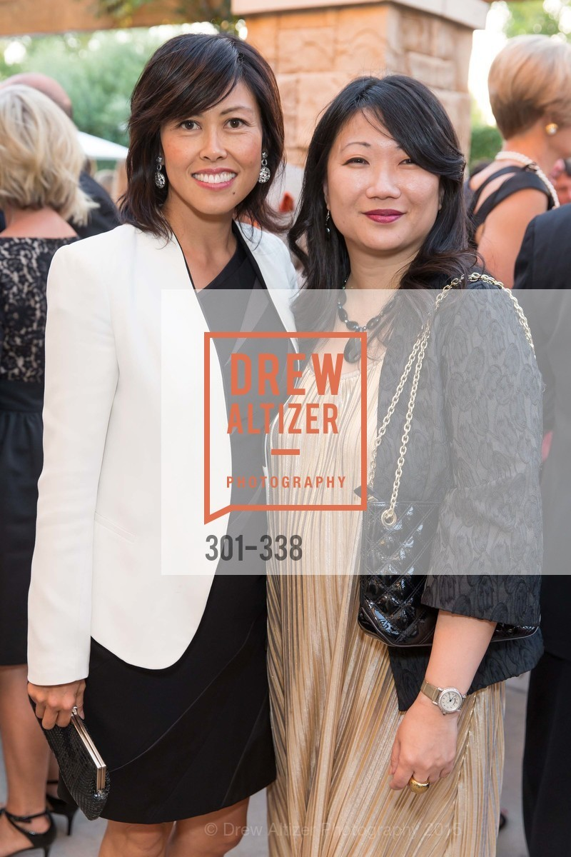 Jennifer Lee, Lilian Chen, Weill Hall  2015 Season Opening Gala At Sonoma State University, Sonoma State Green Music Center, Weill Hall. 1801 E Cotati Ave, October 3rd, 2015,Drew Altizer, Drew Altizer Photography, full-service event agency, private events, San Francisco photographer, photographer California