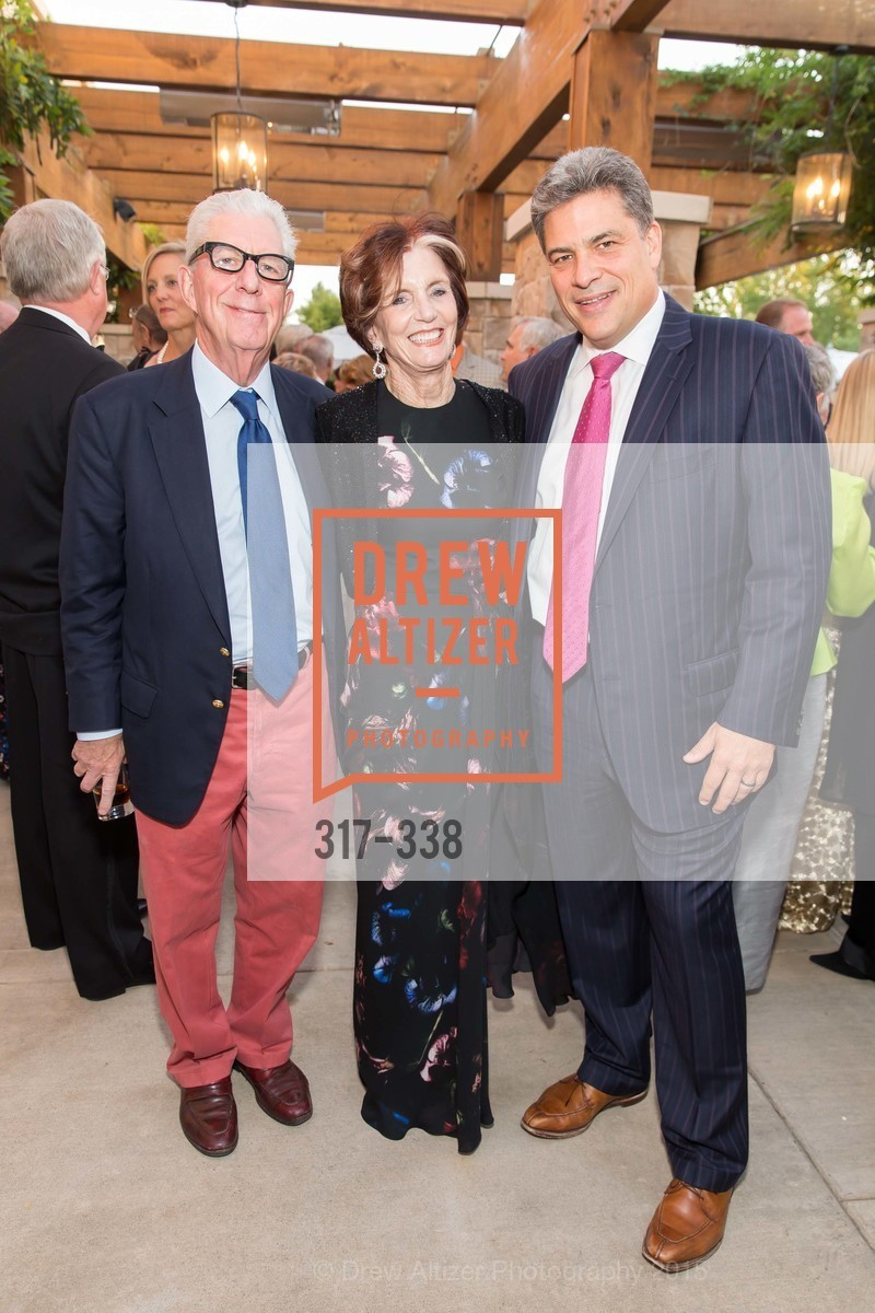 Rich Guggenhime, Judy Guggenhime, David Stull, Weill Hall  2015 Season Opening Gala At Sonoma State University, Sonoma State Green Music Center, Weill Hall. 1801 E Cotati Ave, October 3rd, 2015,Drew Altizer, Drew Altizer Photography, full-service event agency, private events, San Francisco photographer, photographer California