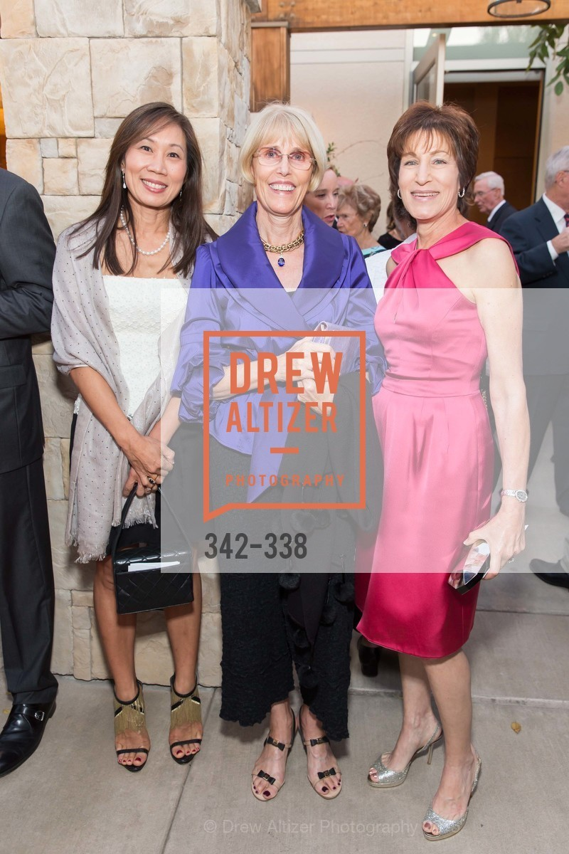 Alice Chiang, Janet Gerlander, Debbie Green, Weill Hall  2015 Season Opening Gala At Sonoma State University, Sonoma State Green Music Center, Weill Hall. 1801 E Cotati Ave, October 3rd, 2015,Drew Altizer, Drew Altizer Photography, full-service agency, private events, San Francisco photographer, photographer california