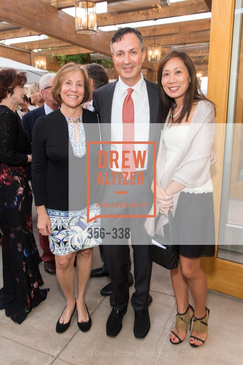 Barbara Vermut, Victor Lacombe, Alice Chiang, Weill Hall  2015 Season Opening Gala At Sonoma State University, Sonoma State Green Music Center, Weill Hall. 1801 E Cotati Ave, October 3rd, 2015,Drew Altizer, Drew Altizer Photography, full-service agency, private events, San Francisco photographer, photographer california