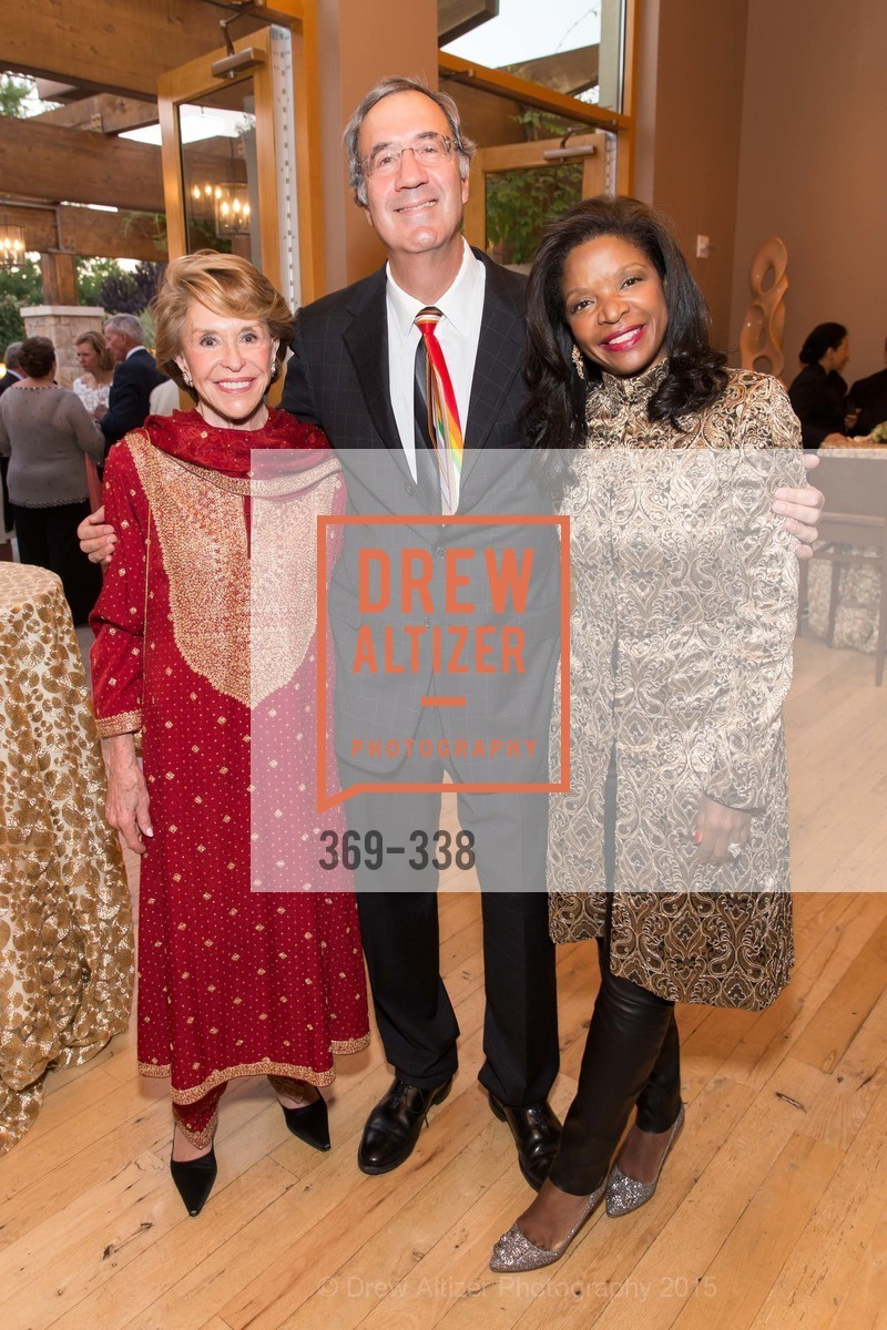 Joan Weill, Fred Giuffrida, Pamela Joyner, Weill Hall  2015 Season Opening Gala At Sonoma State University, Sonoma State Green Music Center, Weill Hall. 1801 E Cotati Ave, October 3rd, 2015,Drew Altizer, Drew Altizer Photography, full-service agency, private events, San Francisco photographer, photographer california