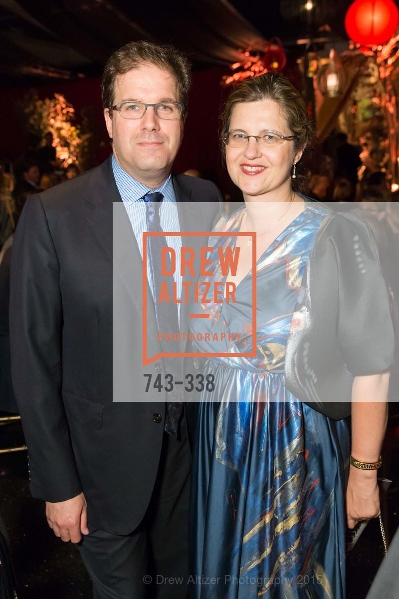 Matias Tarnopolsky, Birgit Hottenrott, Weill Hall  2015 Season Opening Gala At Sonoma State University, Sonoma State Green Music Center, Weill Hall. 1801 E Cotati Ave, October 3rd, 2015,Drew Altizer, Drew Altizer Photography, full-service agency, private events, San Francisco photographer, photographer california