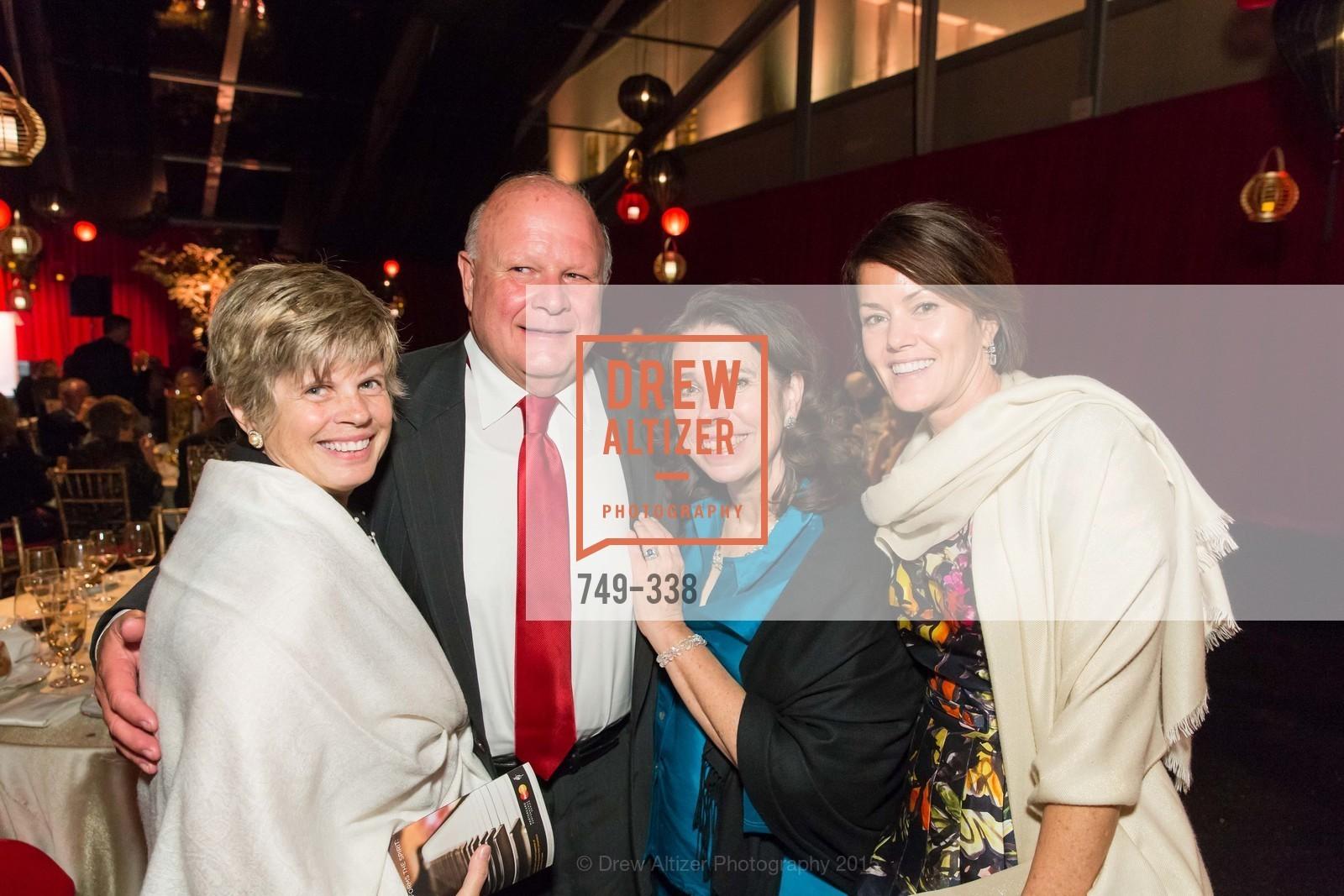 Mary Beth Falk, Tim Tesconi, Catherine Barnett, Sarah Anderson, Photo #749-338