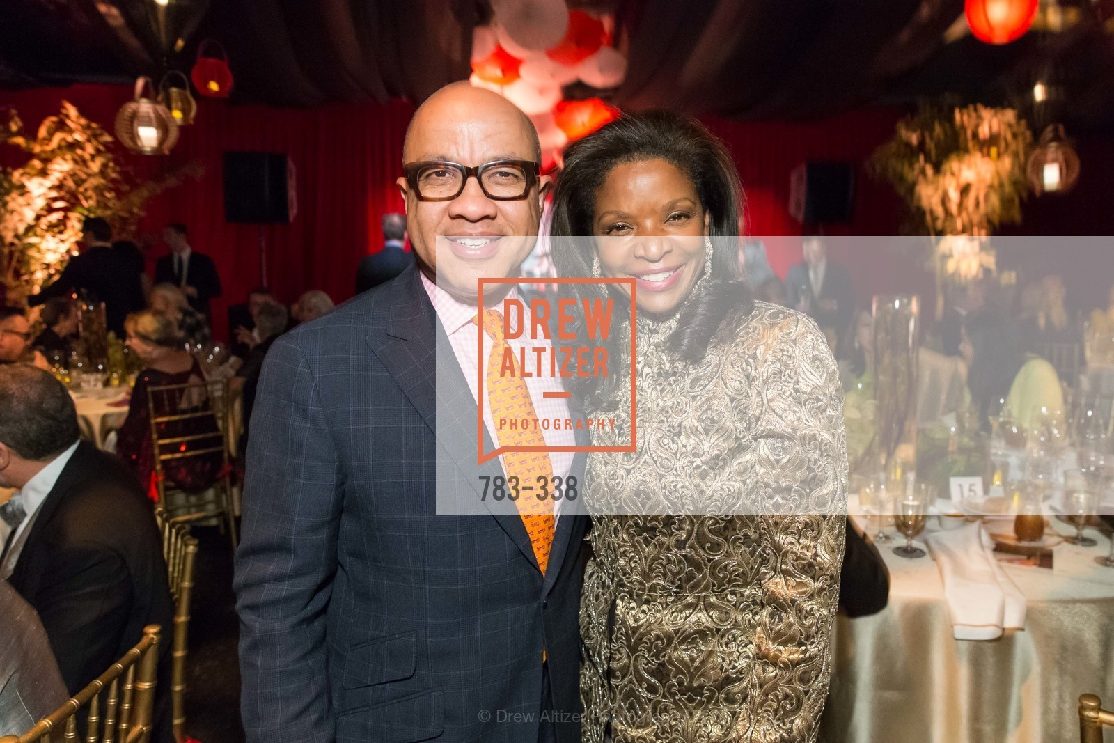 Darren Walker, Pamela Joyner, Weill Hall  2015 Season Opening Gala At Sonoma State University, Sonoma State Green Music Center, Weill Hall. 1801 E Cotati Ave, October 3rd, 2015,Drew Altizer, Drew Altizer Photography, full-service agency, private events, San Francisco photographer, photographer california