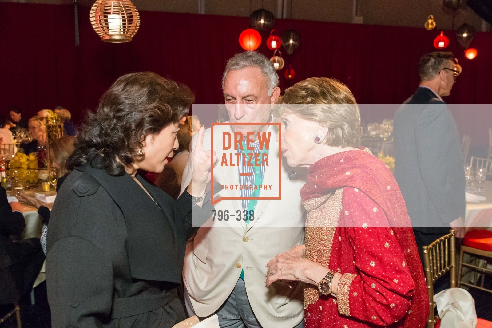 Xiulan Zhou, Sandy Weill, Joan Weill, Weill Hall  2015 Season Opening Gala At Sonoma State University, Sonoma State Green Music Center, Weill Hall. 1801 E Cotati Ave, October 3rd, 2015,Drew Altizer, Drew Altizer Photography, full-service agency, private events, San Francisco photographer, photographer california