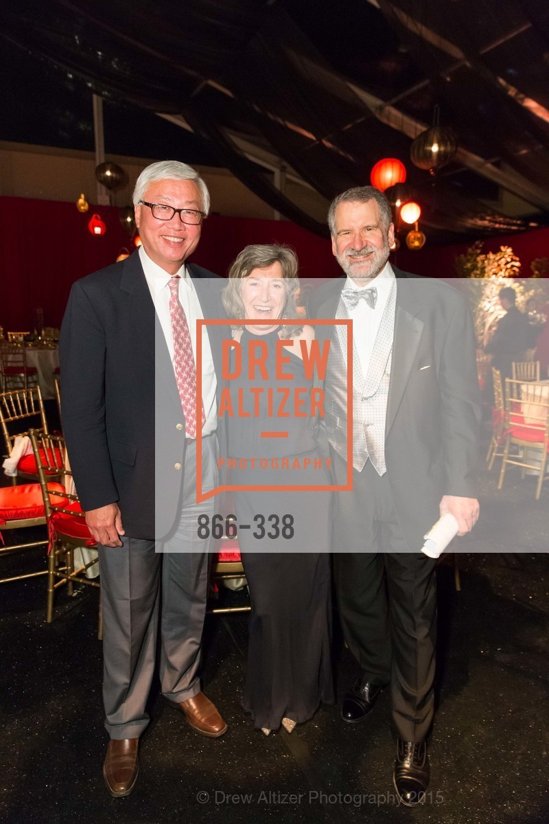 Chee Chow, Melanie Horn, Chuck Horn, Weill Hall  2015 Season Opening Gala At Sonoma State University, Sonoma State Green Music Center, Weill Hall. 1801 E Cotati Ave, October 3rd, 2015,Drew Altizer, Drew Altizer Photography, full-service agency, private events, San Francisco photographer, photographer california