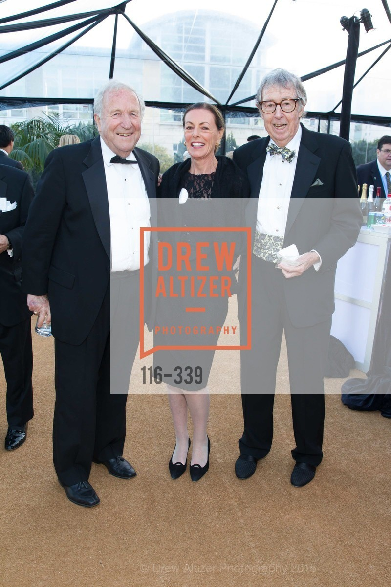 Dennis Reagan, Marguerite Atkins, Stan Buchanan, University of San Francisco Alumni Awards Gala 2015, University of San Francisco, October 2nd, 2015,Drew Altizer, Drew Altizer Photography, full-service agency, private events, San Francisco photographer, photographer california