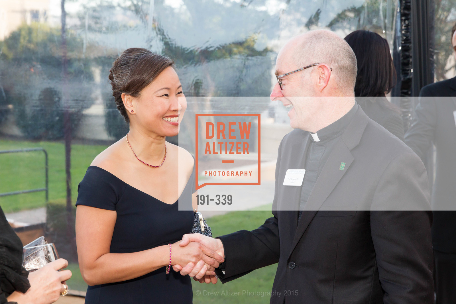 Doris Cheng, Fr Paul Fitzgerald, University of San Francisco Alumni Awards Gala 2015, University of San Francisco, October 2nd, 2015,Drew Altizer, Drew Altizer Photography, full-service agency, private events, San Francisco photographer, photographer california